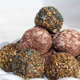 Chocolate Cookie Truffles So Easy, A Kid Could Make Them