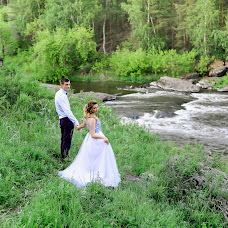 Wedding photographer Darya Zaozerova (dashutaz). Photo of 21.07.2017