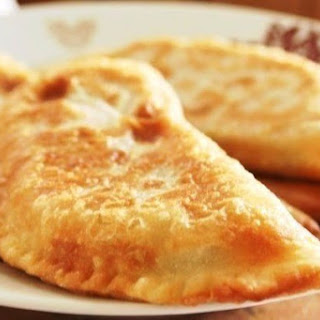 Pasties With Minced Meat