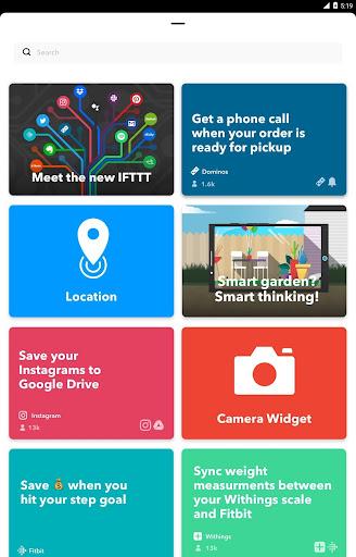 IF by IFTTT screenshot 9