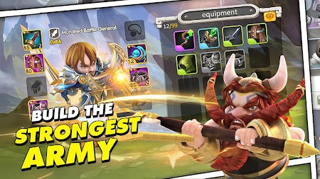 March of Heroes APK screenshot thumbnail 3
