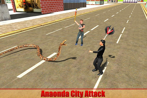 Anaconda Rampage: Giant Snake Attack screenshots 2