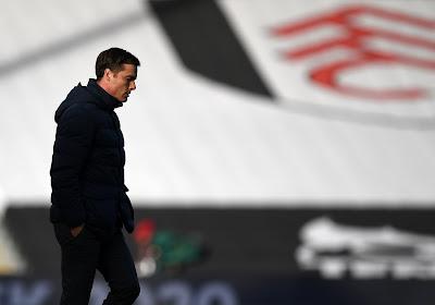 """L'entraineur de Denis Odoi et d'Aleksandar Mitrovic """"touché et dégouté"""" par la relégation de Fulham"""