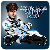Maxs-Stel Running Race
