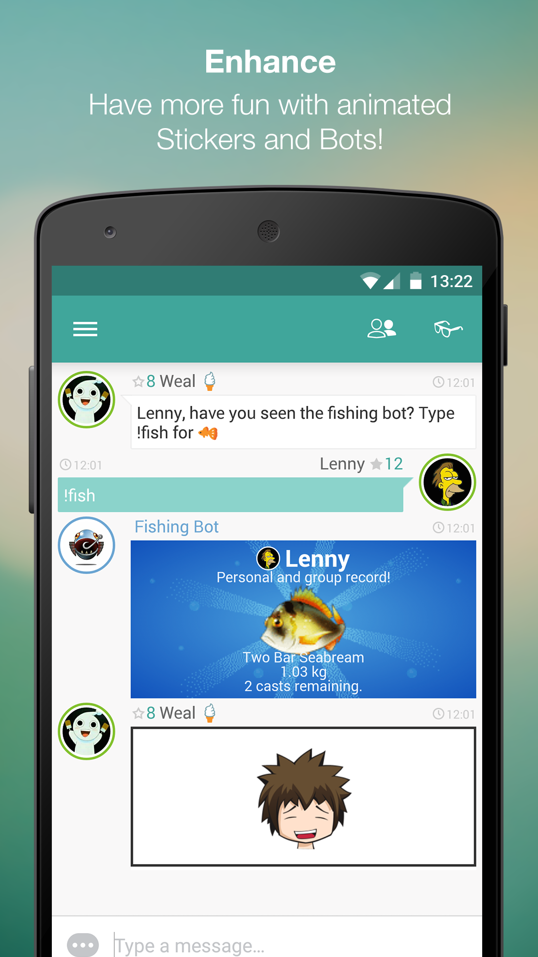 Palringo Group Messenger screenshot #5