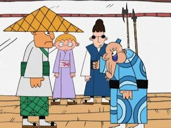 Surprising Samurai