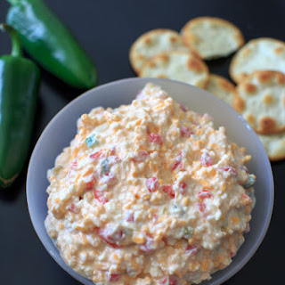 Jalapeno Pimento Cheese Recipes
