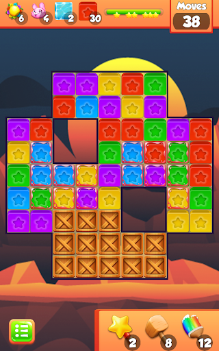 Blast Toys Pop : Toy crush blast cubes pop for android