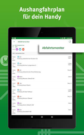 VRR-App - Fahrplanauskunft 5.37.14418 screenshots 14