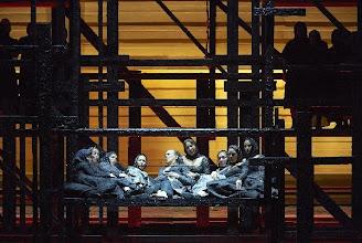 Photo: WIEN: CHOWANSCHTSCHINA (15.11.2014l Foto: Pöhn/ Wiener Staatsoper