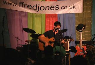 Photo: Ffred Jones © The Priston Festival 2009, photo: Richard Bottle
