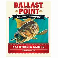 Logo of Ballast Point California Amber