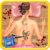 Back Tattoo Art Maker