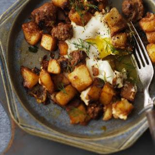 Easy Skillet Fried Potatoes Recipe