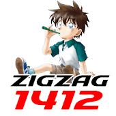 Zigzag Kaito (1412)