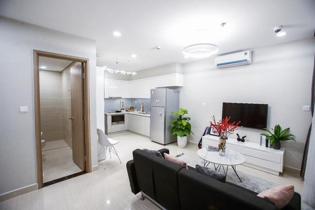 Hình ảnh căn hộ mẫu Vinhomes Smart City Tây Mỗ