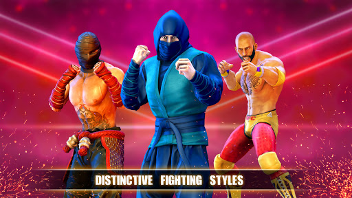 Deadly Fight : Classic Arcade Fighting Game modavailable screenshots 5