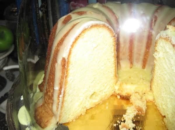 Lemon Glazed Pound Cake By Lady Rose