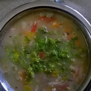Soupy Oats [Zero Oil]