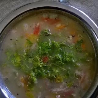 Soupy Oats [Zero Oil] Recipe