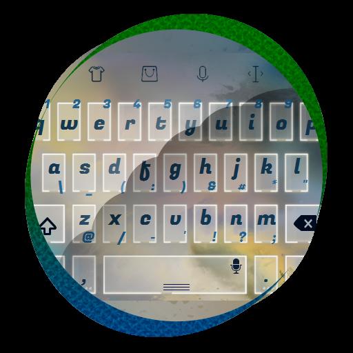 天晴 TouchPal 皮肤Pífū 個人化 App LOGO-硬是要APP