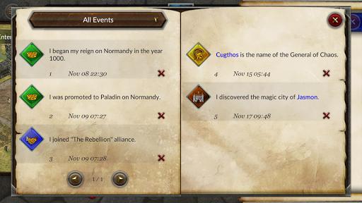 Conquest! 2.20.02 screenshots 4
