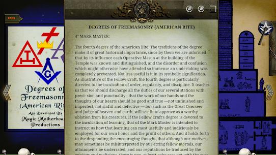 Degrees of Freemasonry (American Rite) 2