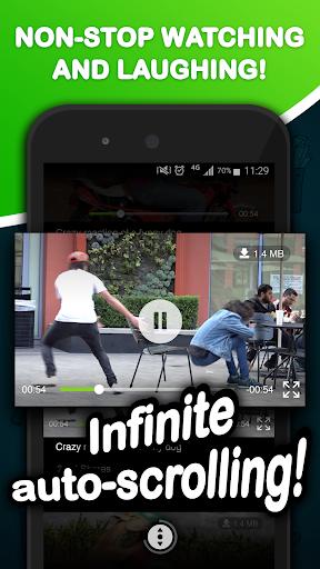 What's Video for WhatsApp 1.6 screenshots 4