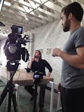 Photo: Filming in Albuquerque