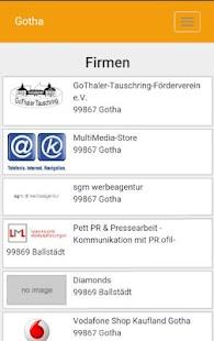 Gotha - regiolinxxApp - náhled