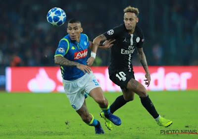 """Neymar furieux après Naples-PSG : """"L'arbitre m'a manqué de respect"""""""
