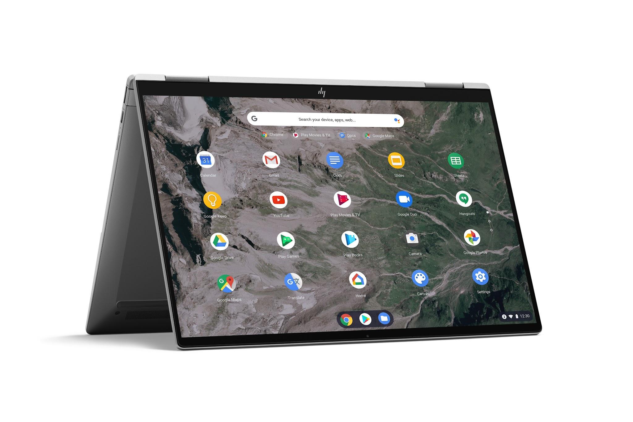 HP Chromebook x360 13c - photo 9