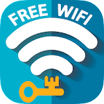 Free Open WiFi Connect - Internet Speed Test Icon