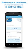 Screenshot of BBVA Wallet