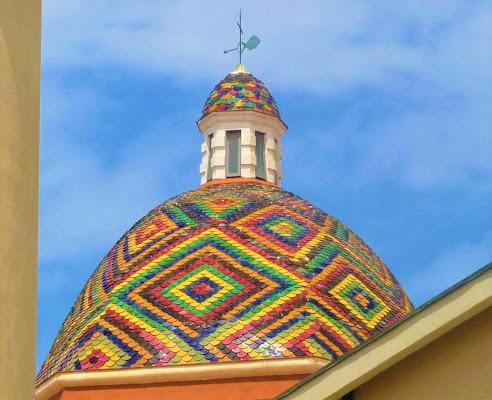 Cupola di San Michele di Laucol