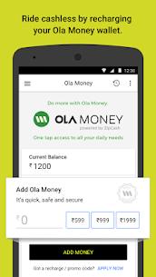 Ola. Get rides on-demand 7