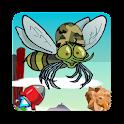 Floppy Mosquito : War Zone icon
