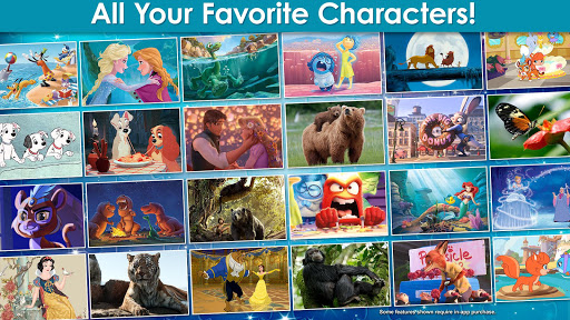 玩免費娛樂APP|下載Disney Jigsaw Puzzle! app不用錢|硬是要APP