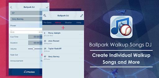 Ballpark Walkup Songs DJ - Apps on Google Play