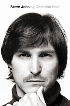 Photo: Steve Jobs by Christian Bale [mock-up]  http://www.joblo.com/movie-news/christian-bale-confirmed-for-danny-boyles-steve-jobs-biopic-331