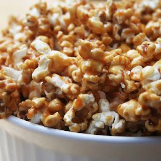 State Fair Style Caramel Popcorn