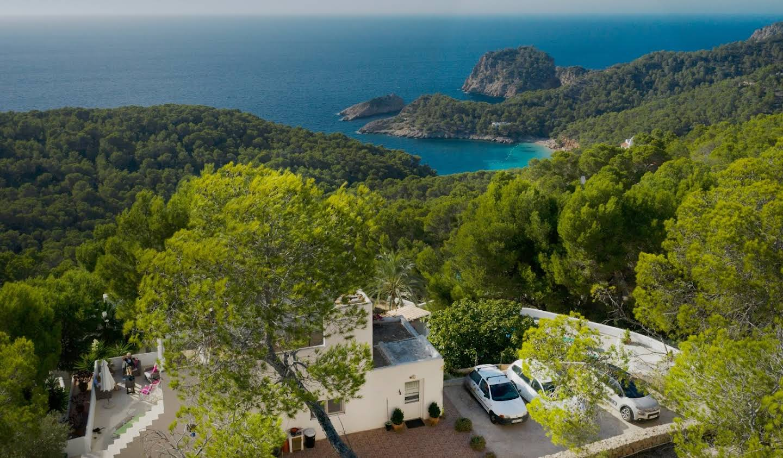 Maison avec piscine et terrasse Sant Antoni de Portmany