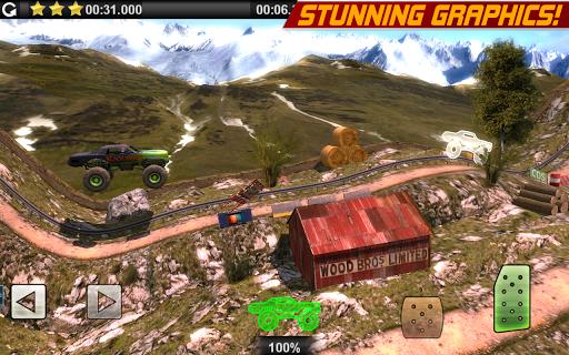 Offroad Legends - Hill Climb screenshot 10