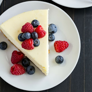The Best Cheesecake EVER.