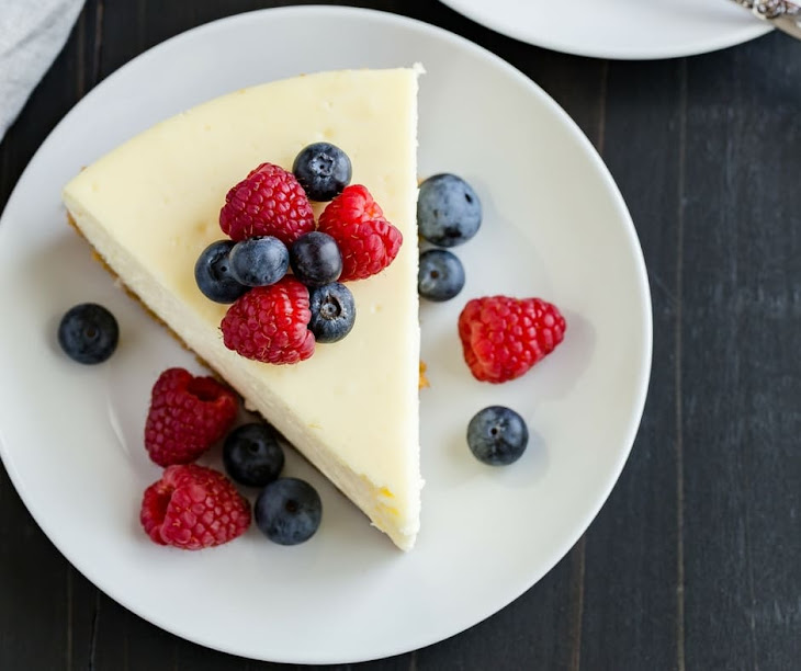 The Best Cheesecake EVER Recipe
