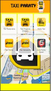 Táxi Paraty - náhled