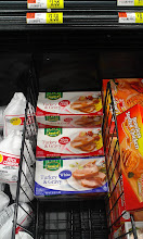 Photo: Turkey and Gravy - YUM!! $3.58 for a package and these would also be great for the food bank.
