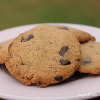 Walnut Butter Chocolate Chip Cookies – Low Carb and Gluten Free.