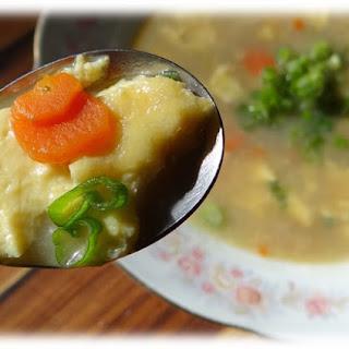 Asian Egg Drop Soup