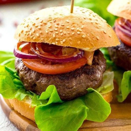 AAA Angus Burger & Fries